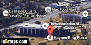 Show 45-degree-angle view in the new Google Maps on right angle degrees, angles in degrees, wind degrees, pie-chart circle degrees, nanotechnology colleges with degrees, angel degrees, cos 225 degrees, 100 circle with degrees, recliner recline angle degrees, rotation degrees,