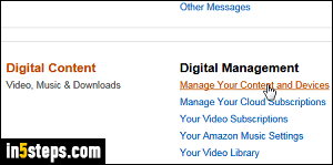 What is my email address for Amazon Kindle / fire tablet?