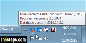 Transfer your Malwarebytes license to another computer