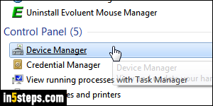 Disable your laptop's fingerprint reader in Windows 7