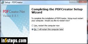 pdf print driver for windows